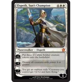 Elspeth, Sun-s Champion