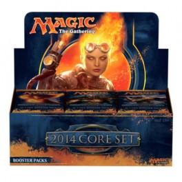 Magic: The Gathering - 2014 Core Set Booster Box 1/2