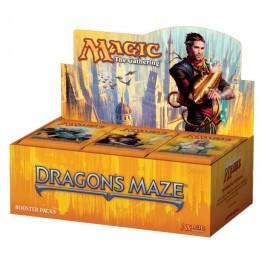 Magic: The Gathering - Dragon´s Maze Booster Box