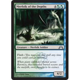 Merfolk of the Depths